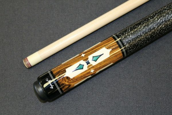 Bacote Jacoby Pool Cue