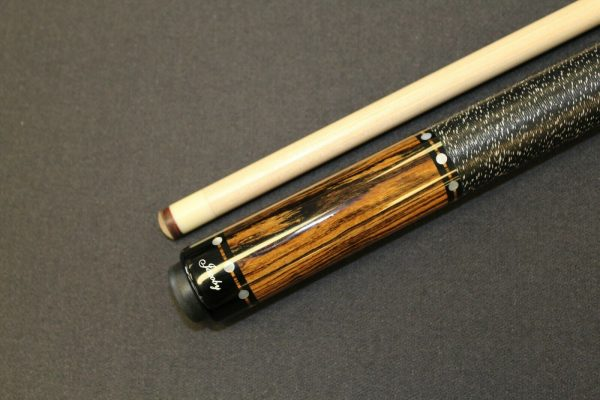 Jacoby 4 Point Bocote Pool Cue 0619-26