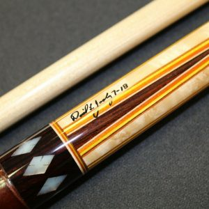 Jacoby 4 Point Chechen Pool Cue 0718-27